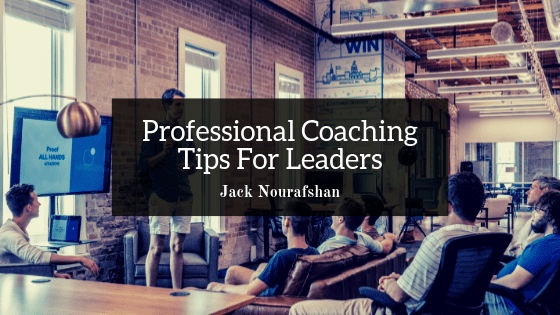 Professional Coaching Tips For Leaders