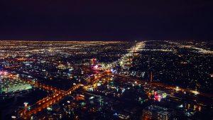 Los Angeles Night Shot jack nourafshan website