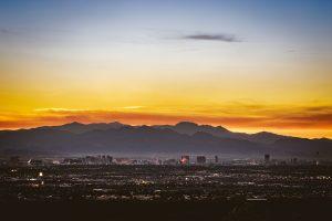 Los Angeles Skyline jack nourafshan website